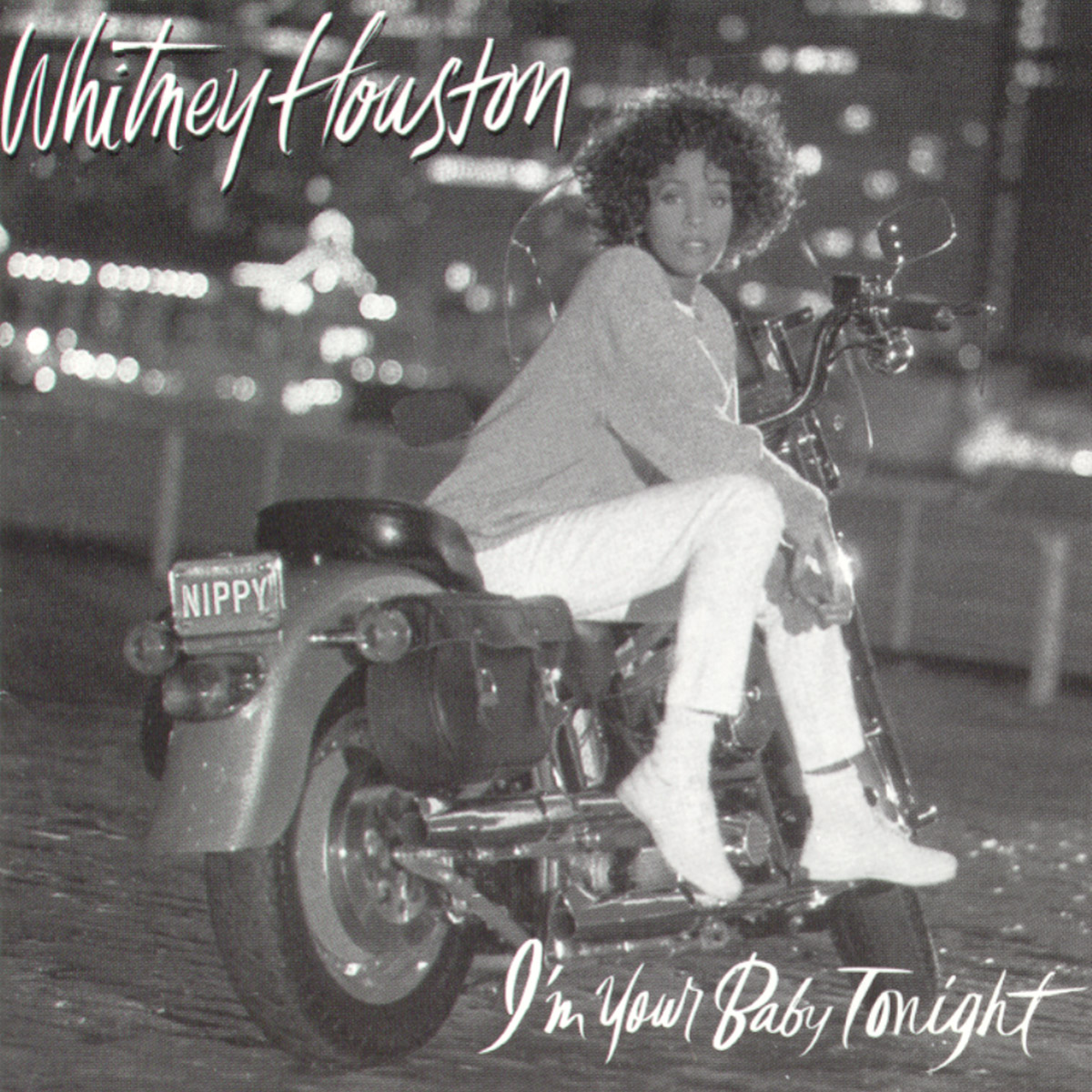 Whitney Houston - I'm Your Baby Tonight album