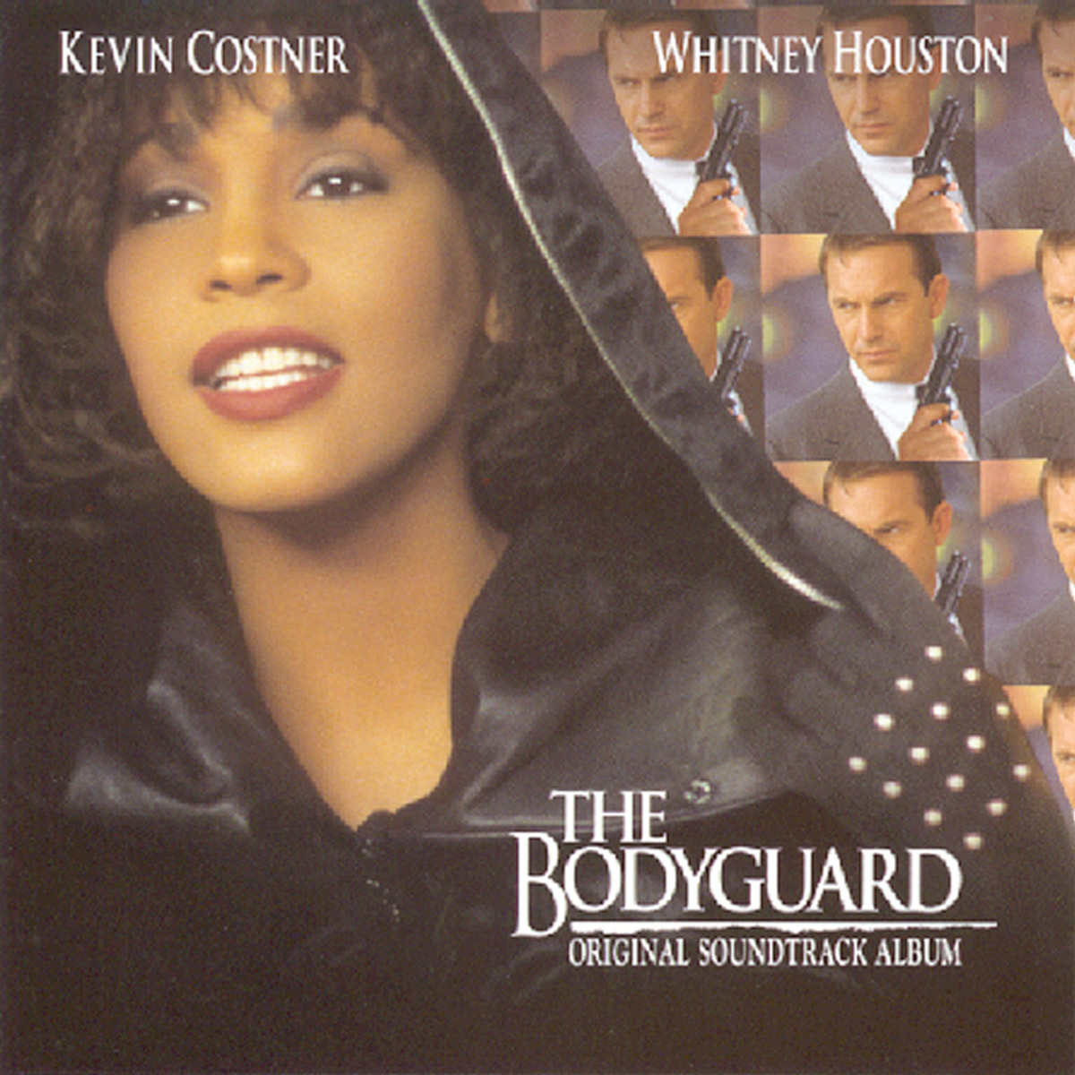 Whitney Houston - The Bodyguard: Original Soundtrack Album
