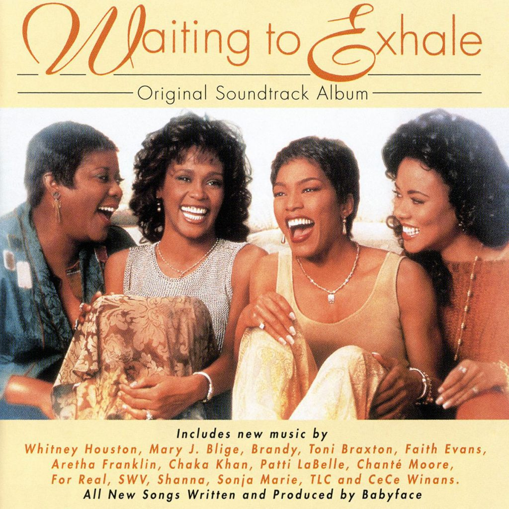 Whitney Houston - Waiting To Exhale: Original Soundtrack Album