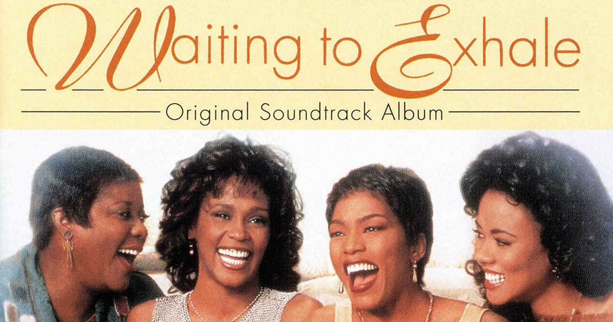 Waiting To Exhale Original Soundtrack Album  Whitney -5169
