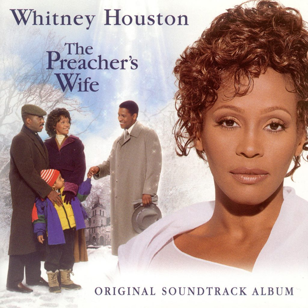 Whitney Houston - The Preacher's Wife: Original Soundtrack Album