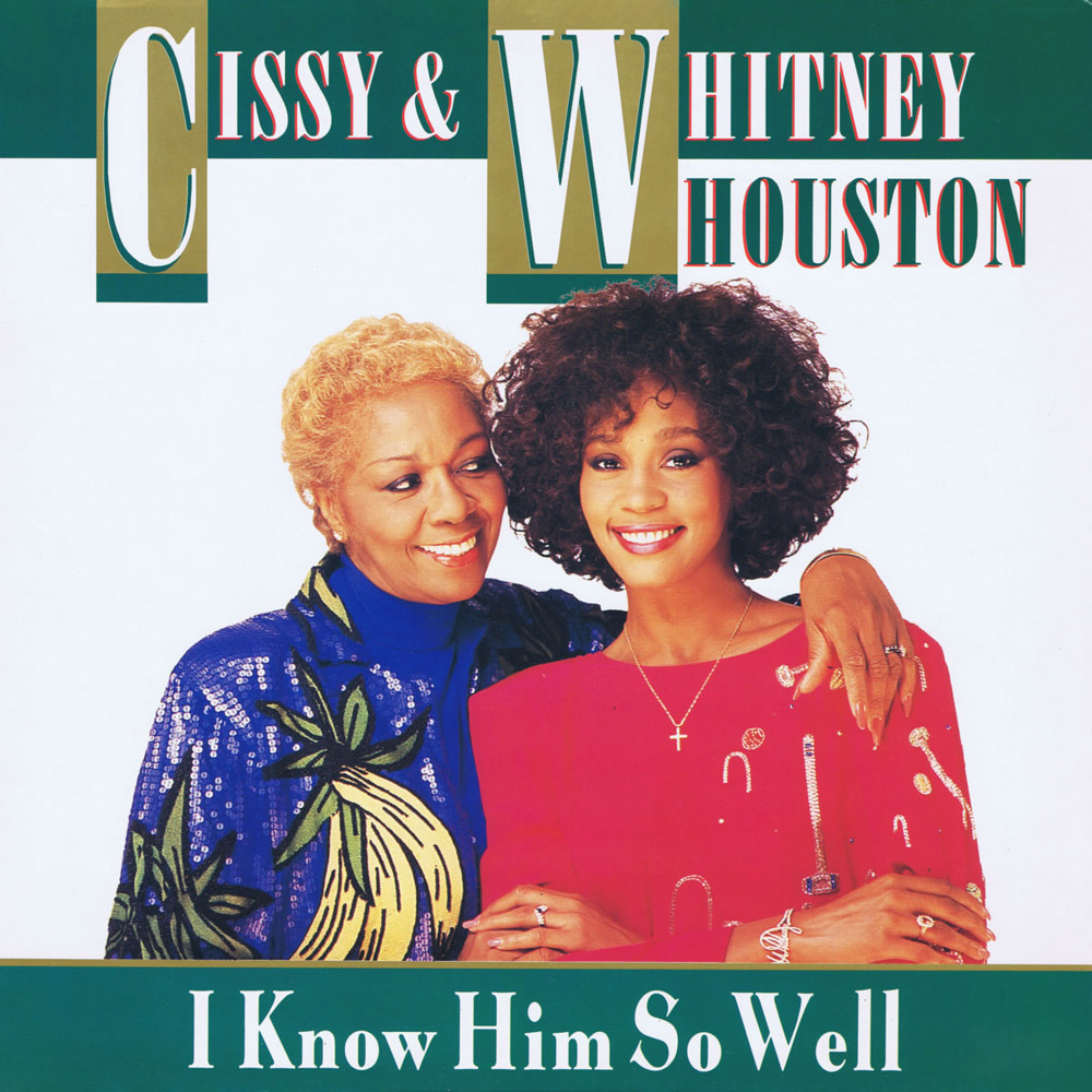 Cissy & Whitney Houston - I Know Him So Well single front cover