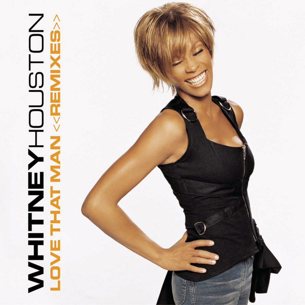 Whitney Houston - Love That Man single front cover