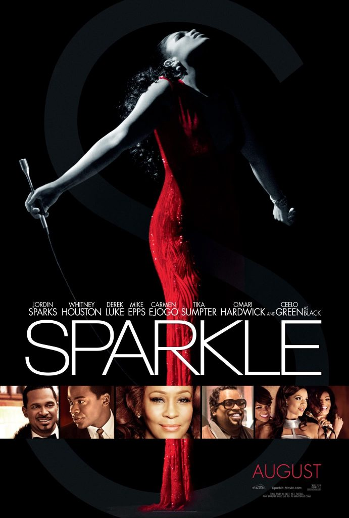 Sparkle 2012 movie poster