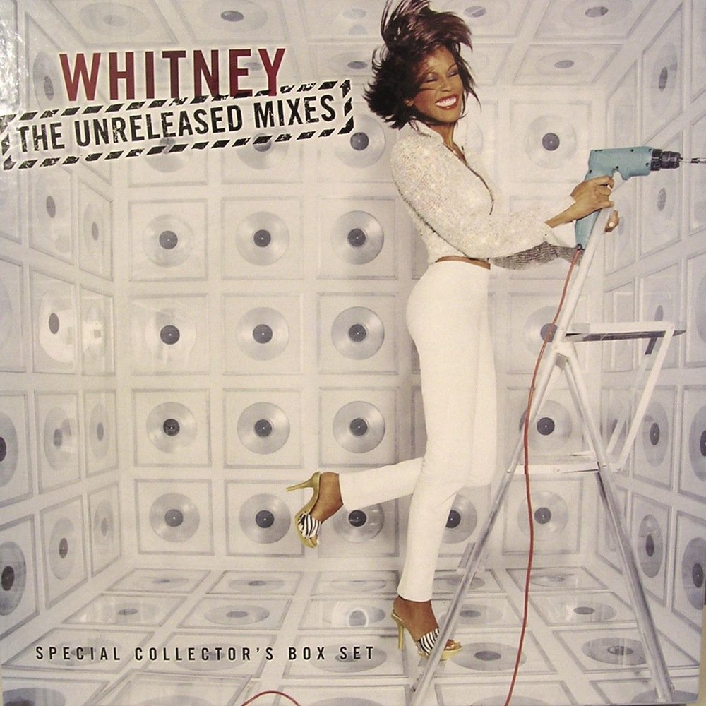 Whitney: The Unreleased Mixes vinyl box set