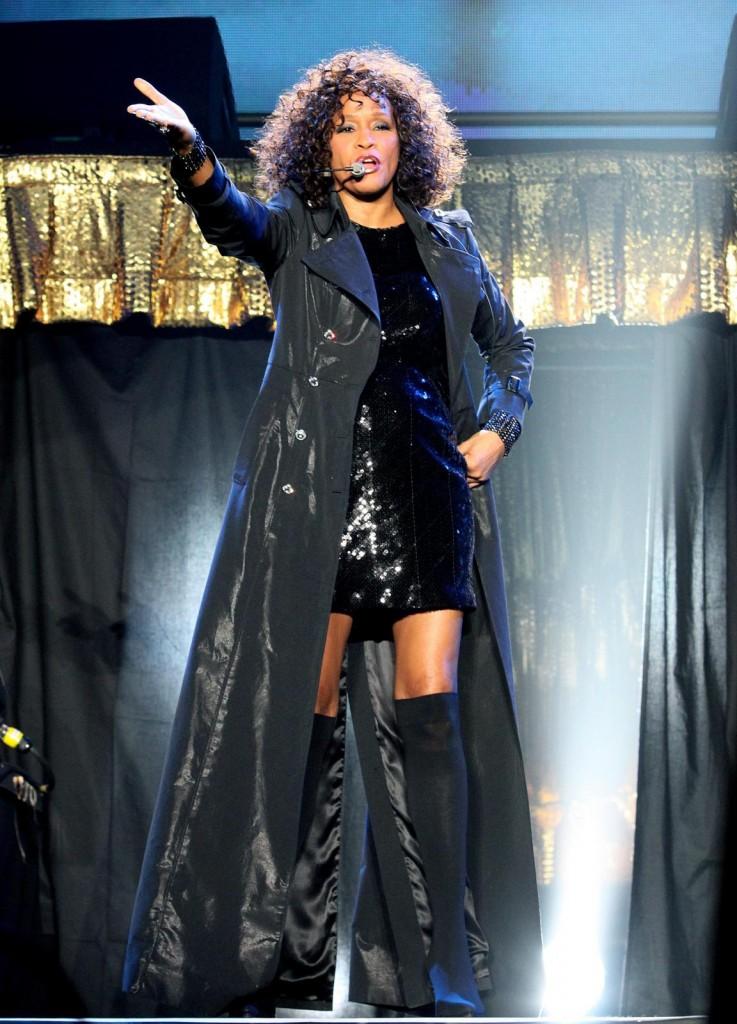 Whitney Houston Nothing But Love World Tour