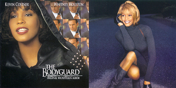 Whitney Houston The Bodyguard Soundtrack and My Love Is Your Love