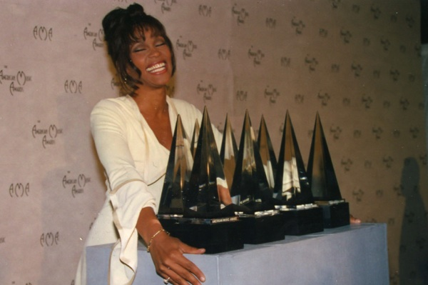 Whitney Houston American Music Awards 1994