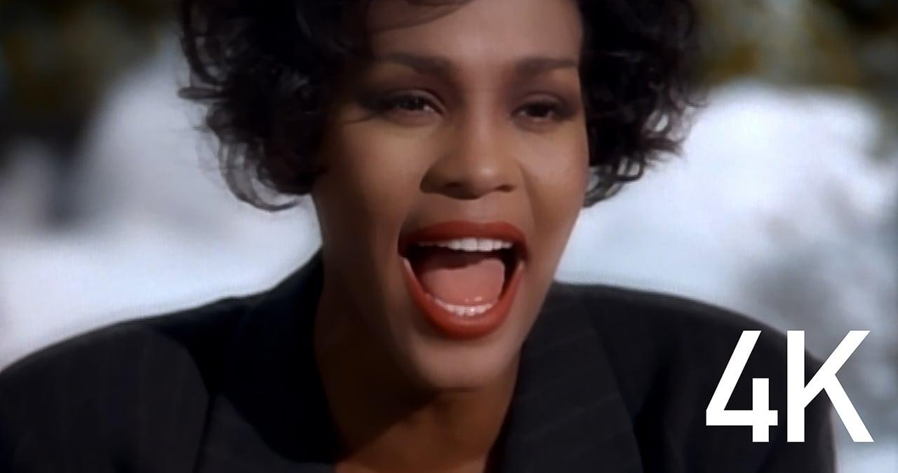 Whitney Houston I Will Always Love You music video