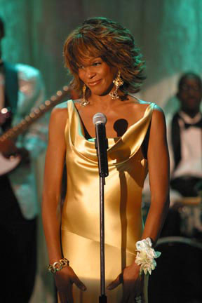 Whitney Houston on Boston Public in May 2003