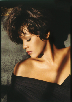 Whitney Houston Photographed by Randee St. Nicholas