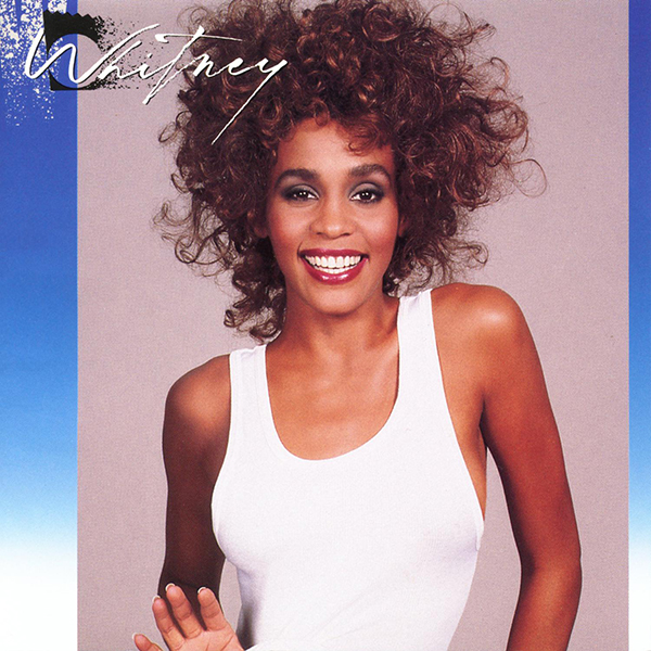Whitney Houston - Whitney album cover