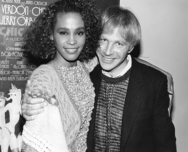 Whitney Houston and Michael Masser