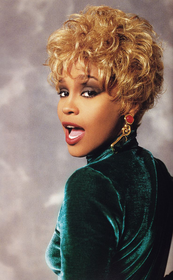 Whitney Houston My Name Is Not Susan music video shoot