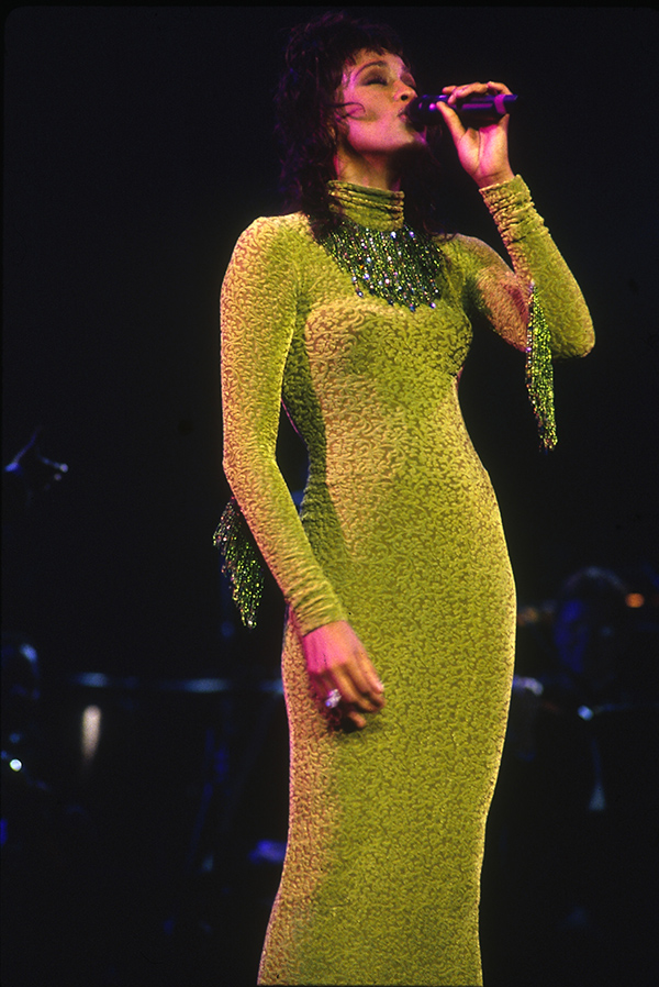 Whitney Houston The Bodyguard World Tour