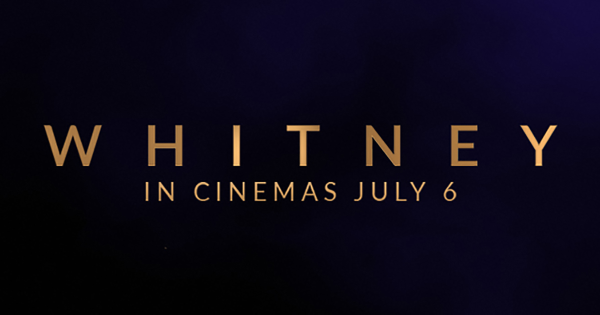 Whitney - In Cinemas July 6