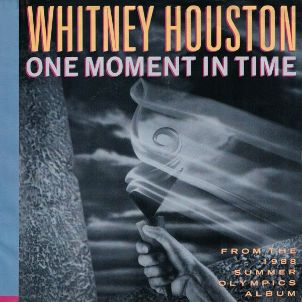 Whitney Houston - One Moment In Time U.S. single