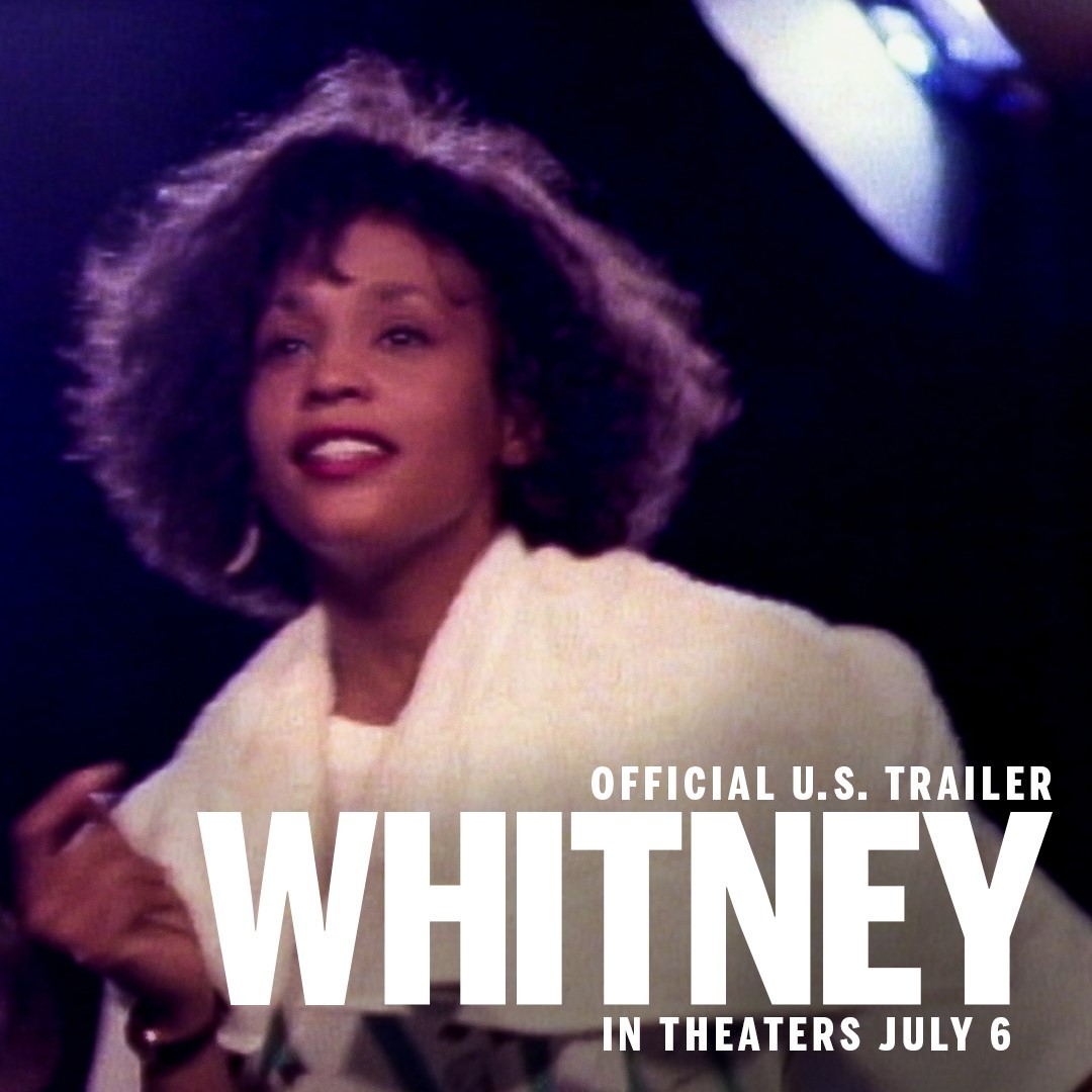 Whitney documentary official U.S. trailer