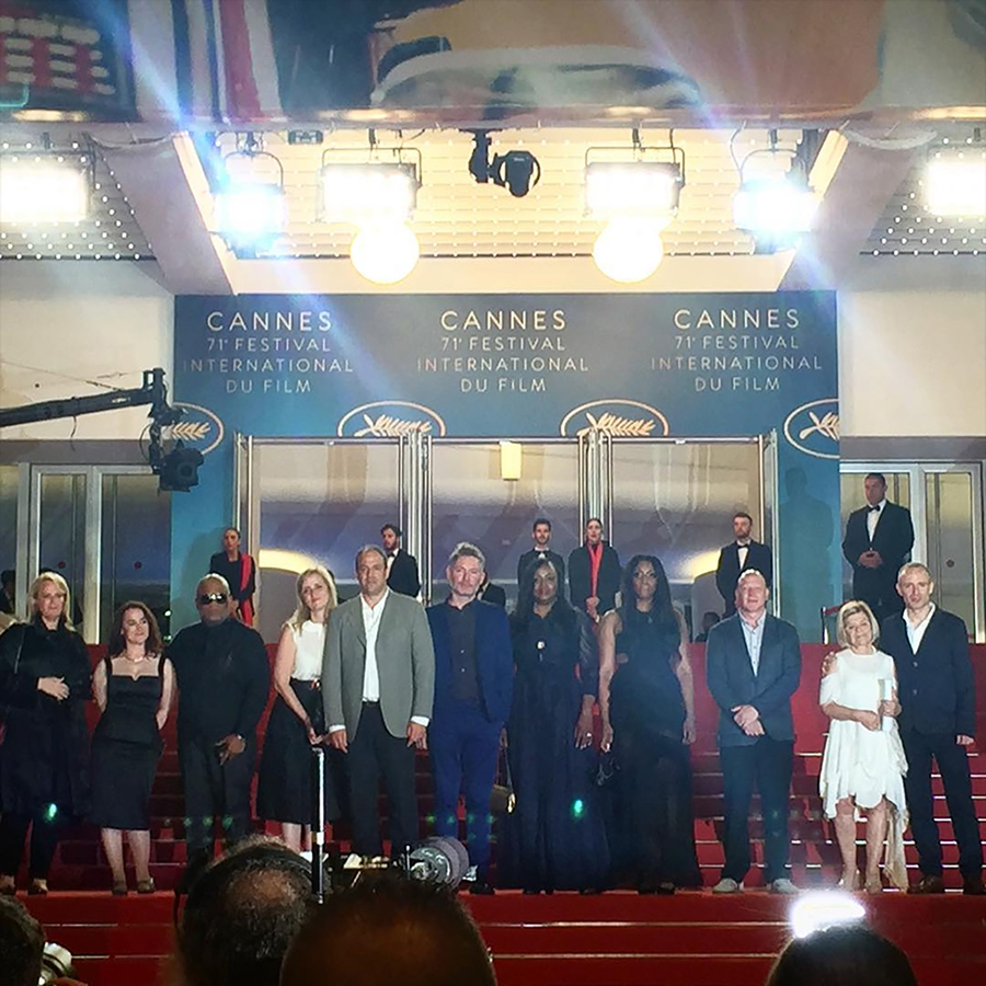 Whitney documentary premiere at Cannes 2018