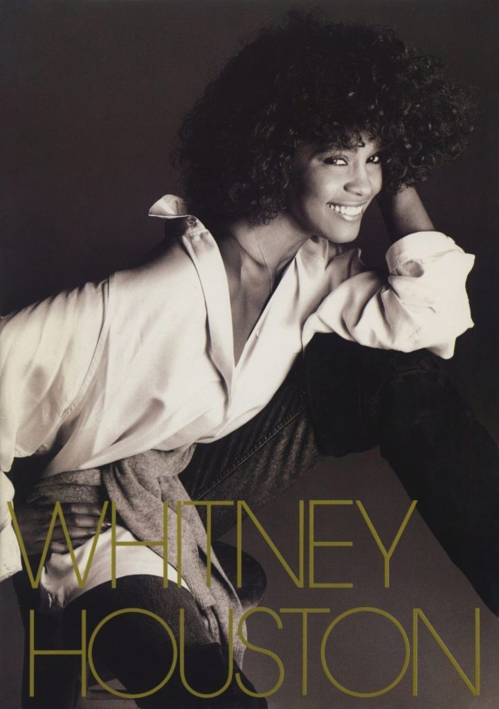 Whitney Houston Feels So Right Japan Tour book cover