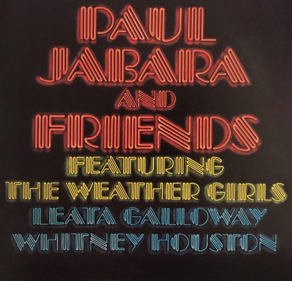 Paul Jabara and Friends