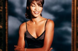 Whitney Houston photo by Randee St. Nicholas