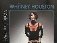 Whitney Houston My Love Is Your Love World Tour front cover