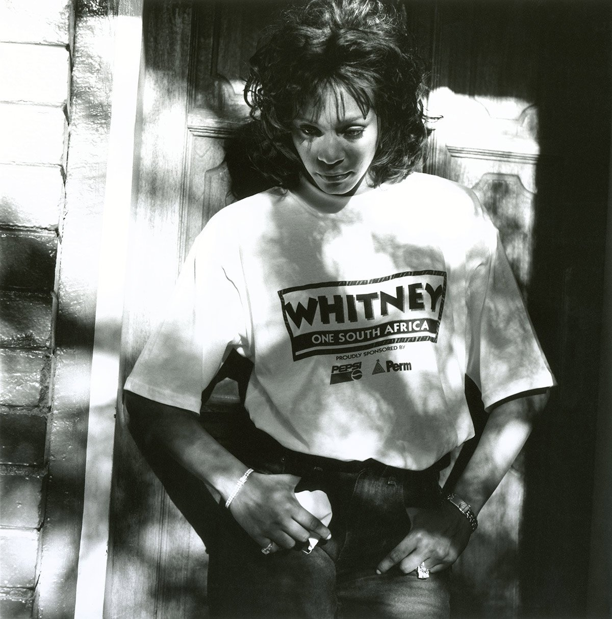 Whitney Houston in South Africa 1994