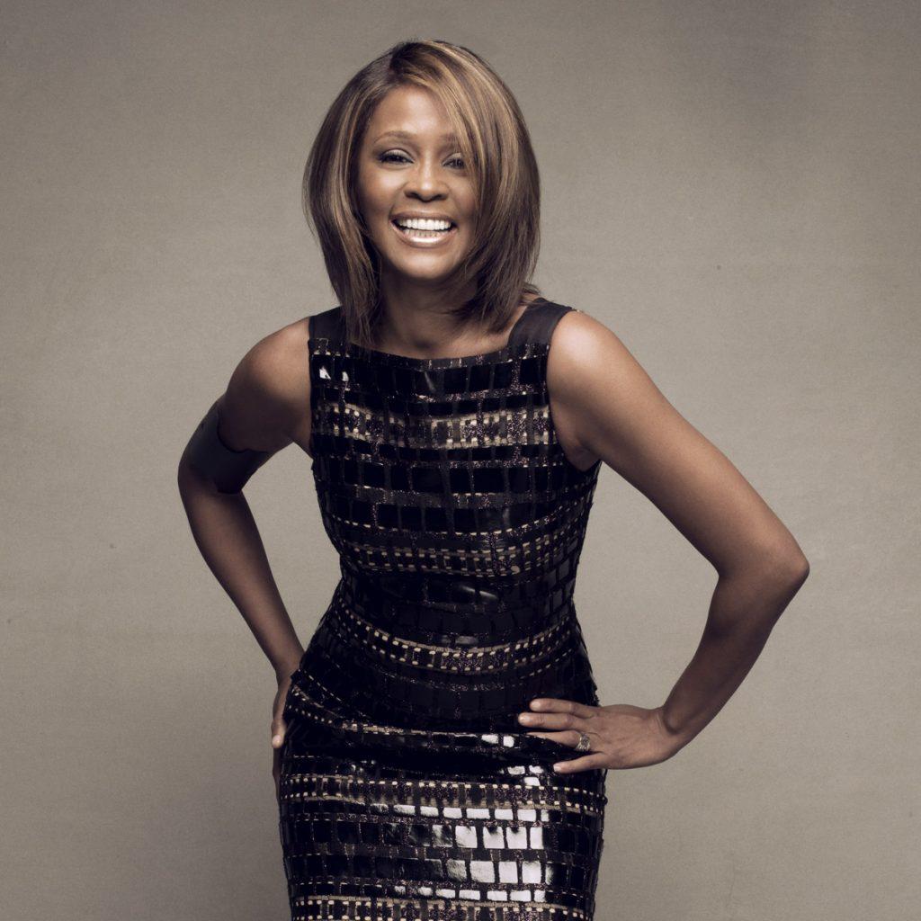 Whitney Houston I Look To You album photo