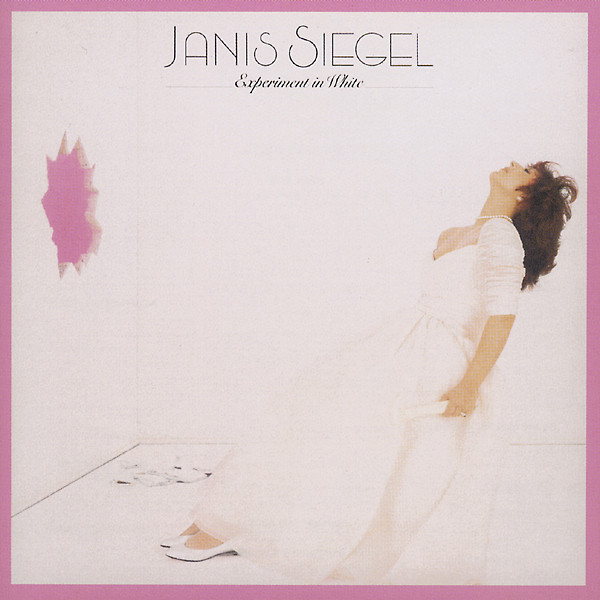 Janis Siegel - Experiment In White album front cover