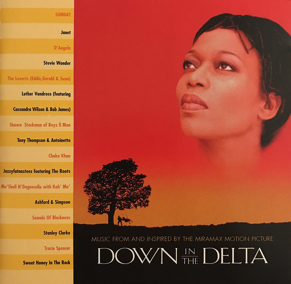 Down In The Delta - Music from and Inspired by the Miramax Motion Picture