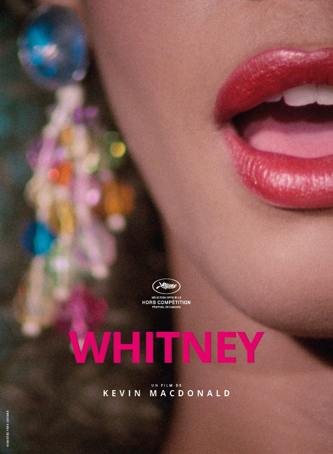 Whitney documentary Cannes poster