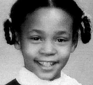 Whitney Houston childhood photo