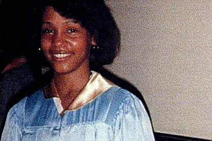 Whitney Houston childhood photo