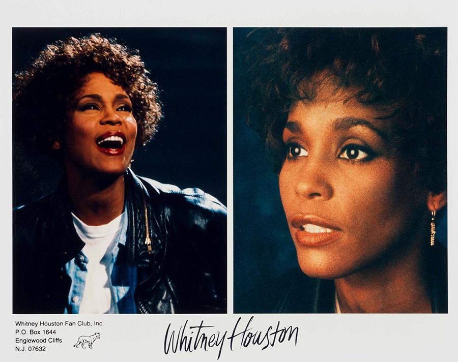 Whitney Houston Miracle video shoot photos 1991