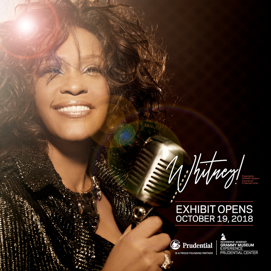 Whitney! Presented by the GRAMMY Museum ExperienceTM Prudential Center