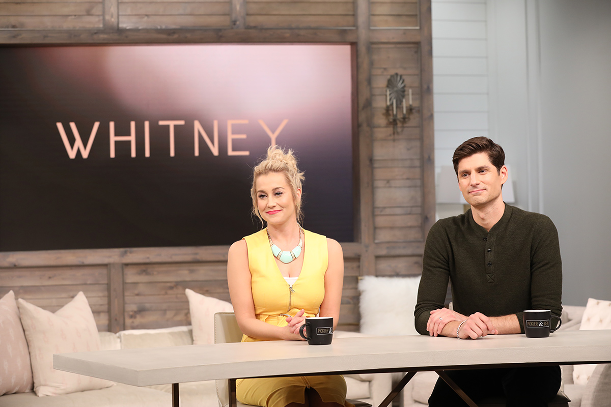 Whitney Houston featured on Pickler & Ben TV talk show