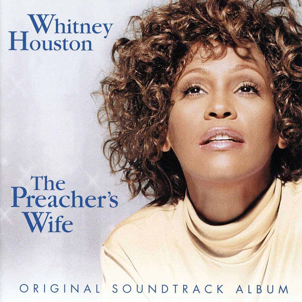 Whitney Houston - The Preacher's Wife: Original Soundtrack Album alternate cover