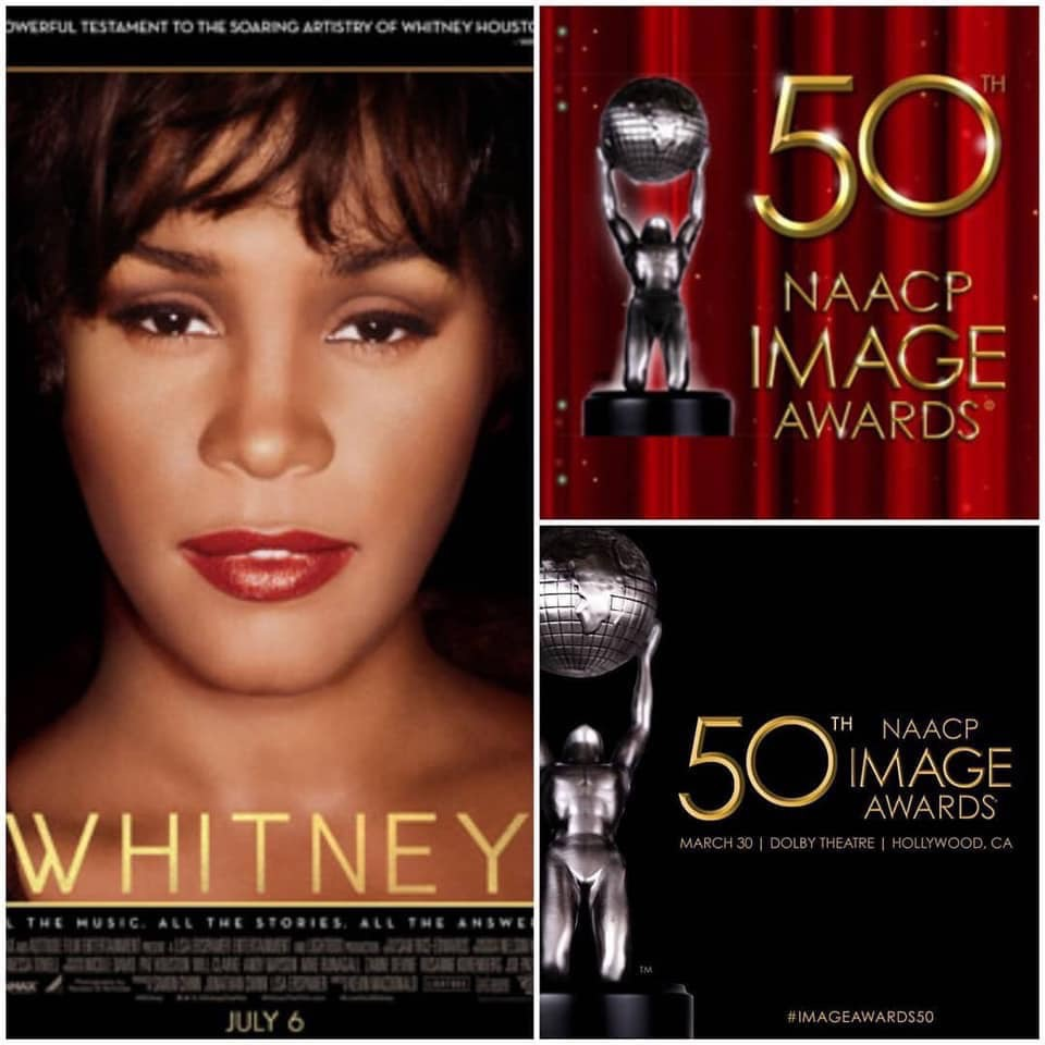 Whitney the film nominated for Best Documentary Film at 50th annual NAACP Image Awards