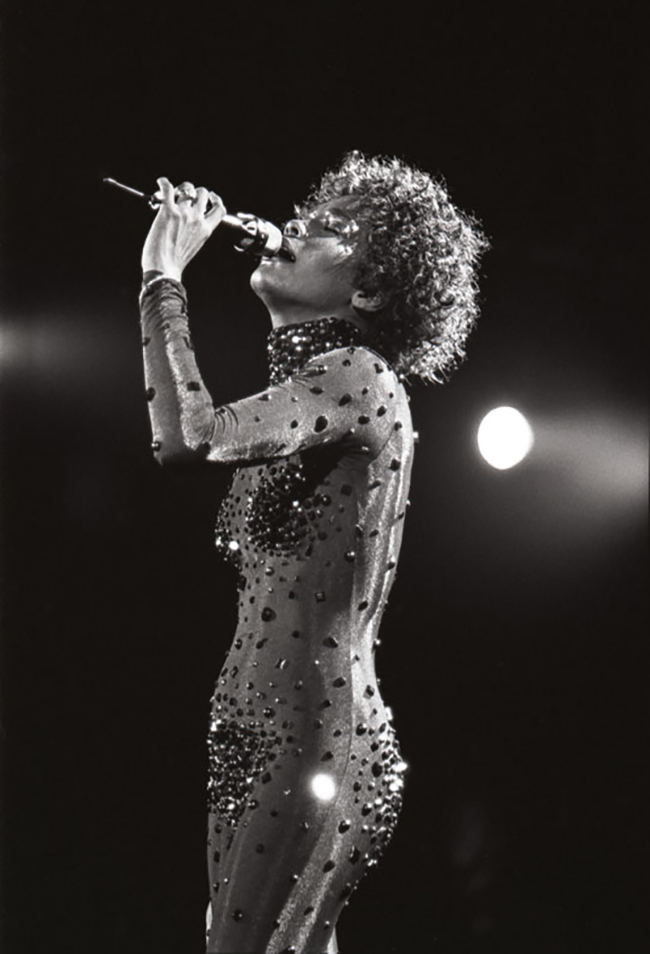 Whitney Houston I'm Your Baby Tonight World Tour