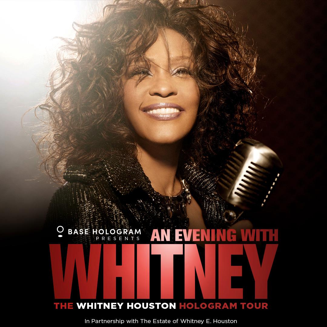 An Evening With Whitney: The Whitney Houston Hologram Tour