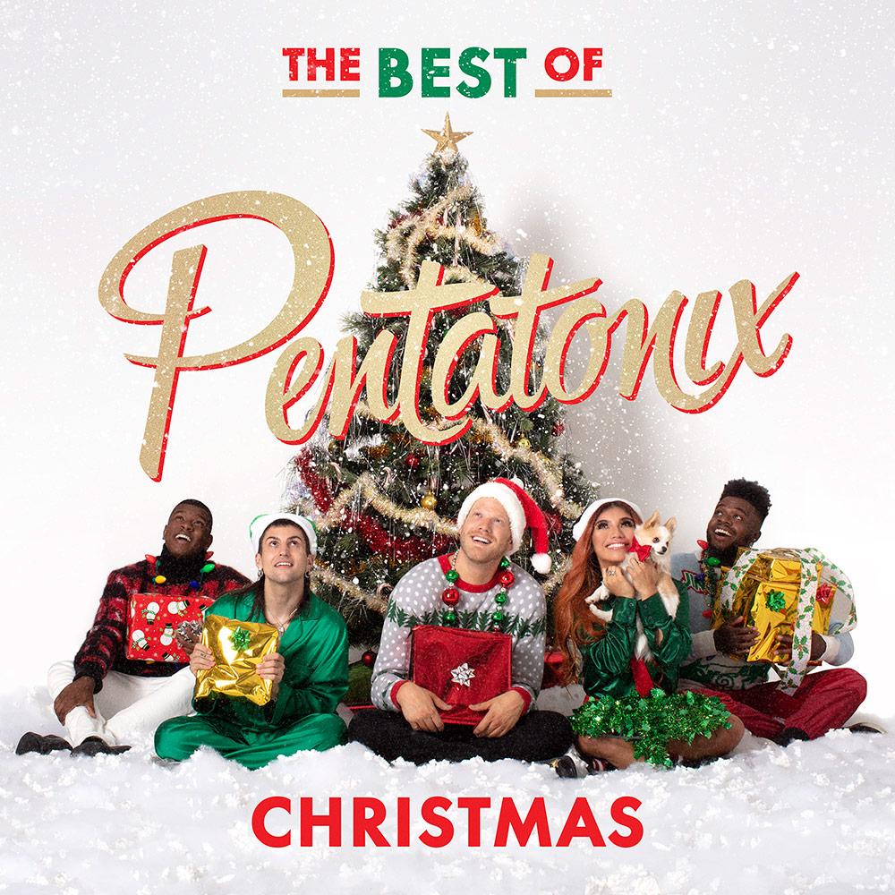 Pentatonix - The Best Of Pentatonix Christmas featuring Whitney Houston Do You Hear What I Hear
