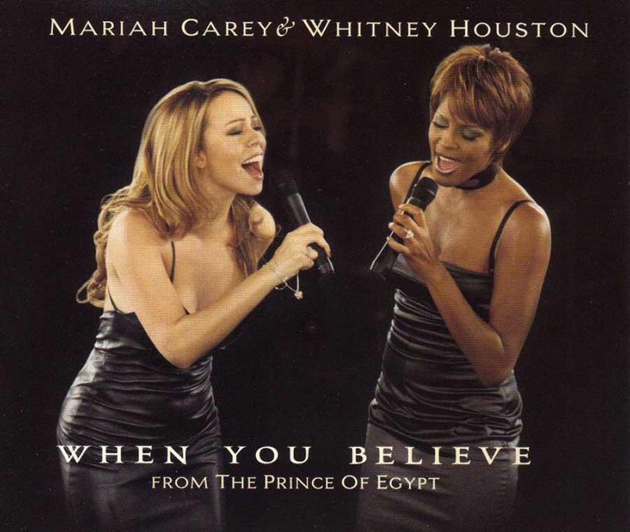 Whitney Houston & Mariah Carey - When You Believe