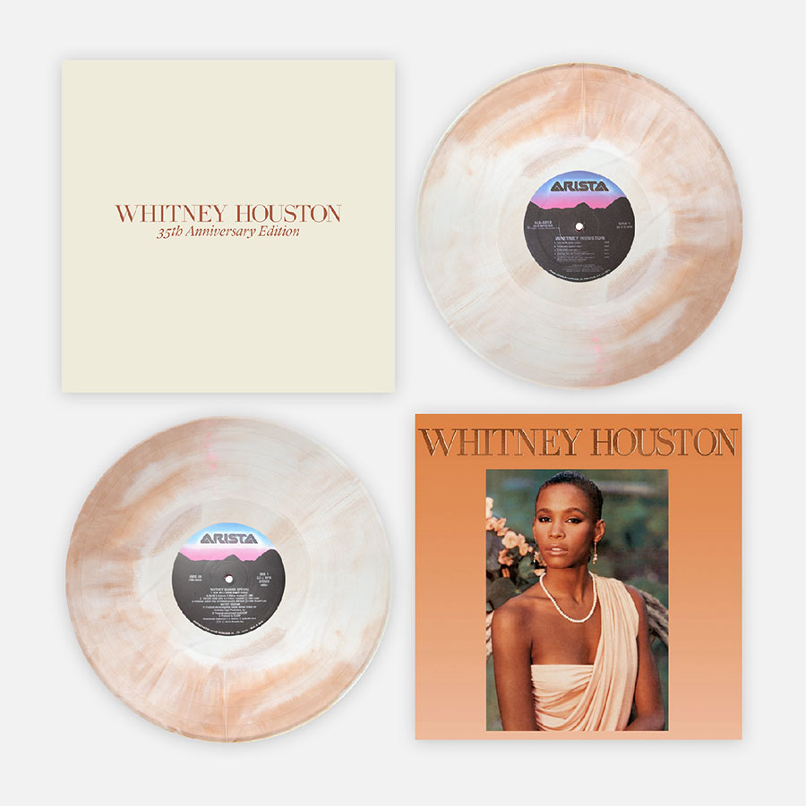 Whitney Houston's Debut Album Hit #1 This Day In 1986
