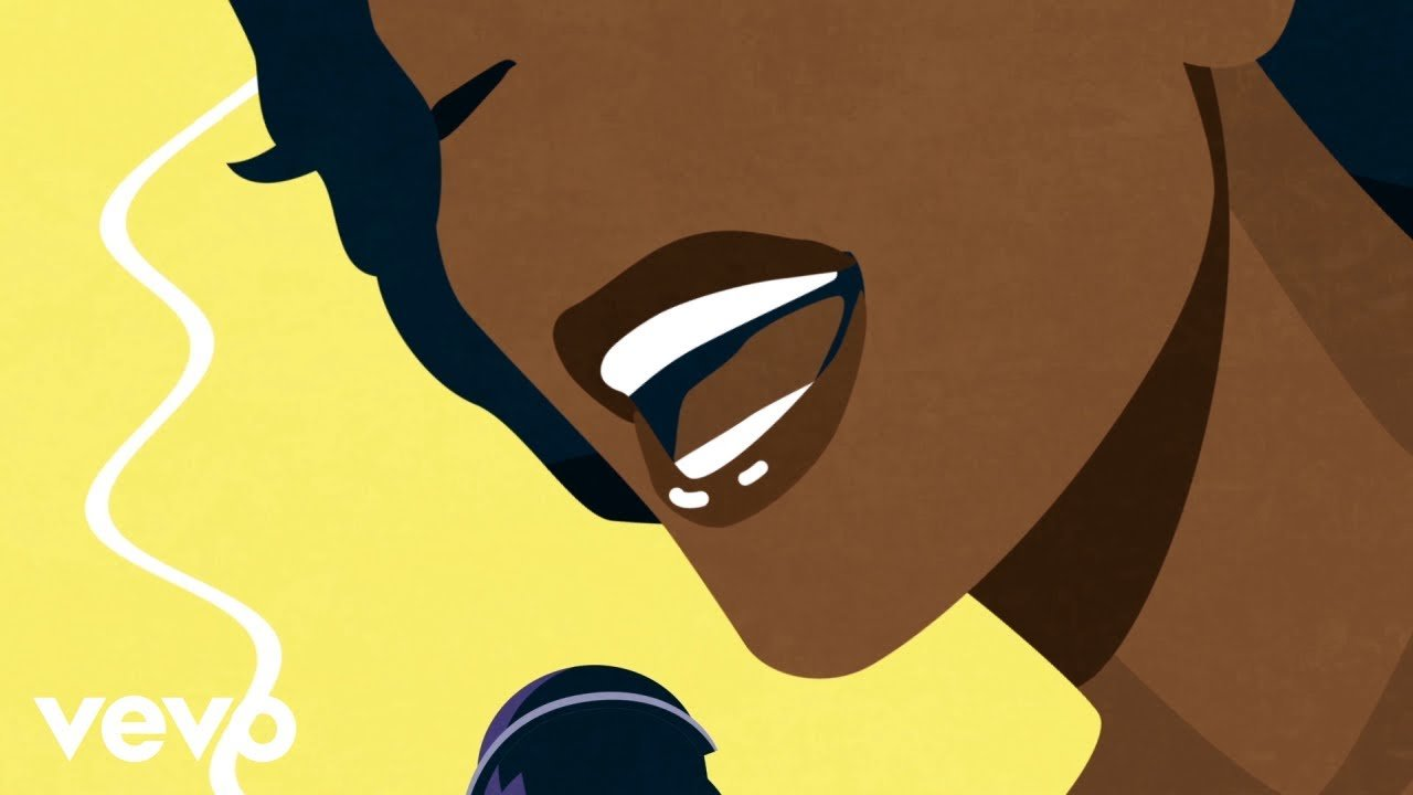 Whitney Houston animation