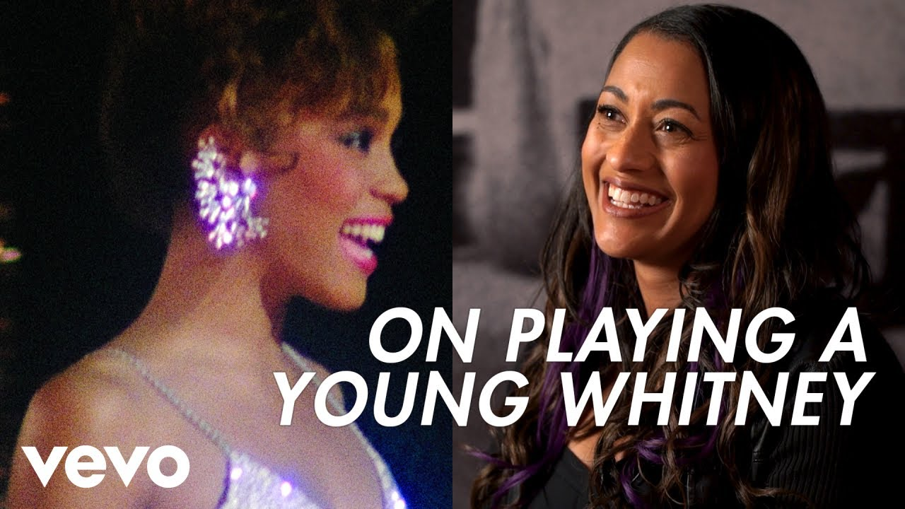 Keara Hailey Gordon on playing young Whitney Houston in Greatest Love Of All music video
