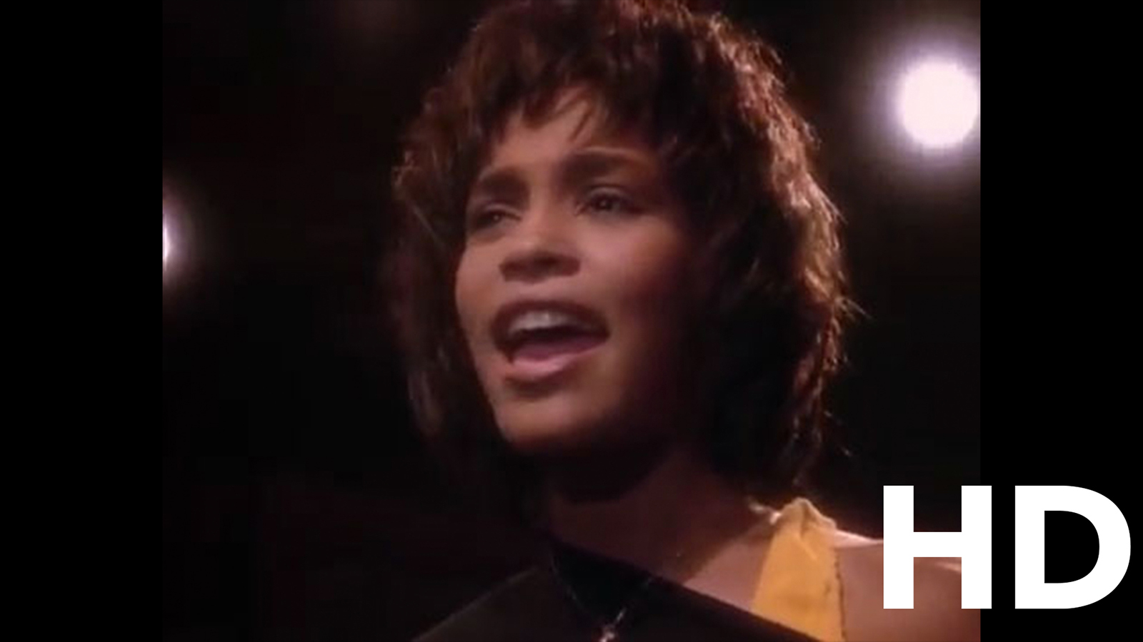 Whitney Houston Saving All My Love For You music video