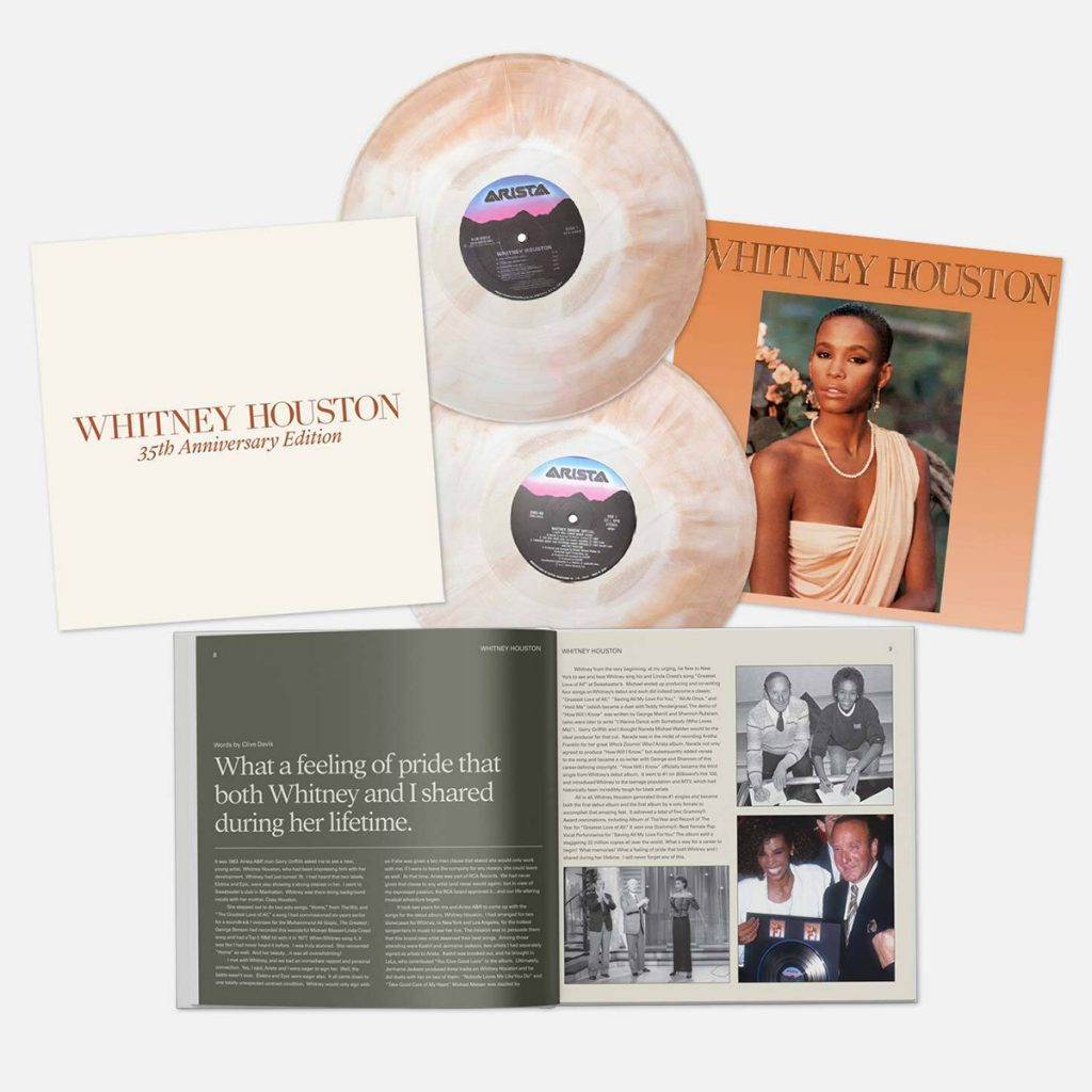 Whitney Houston 35th Anniversary Edition