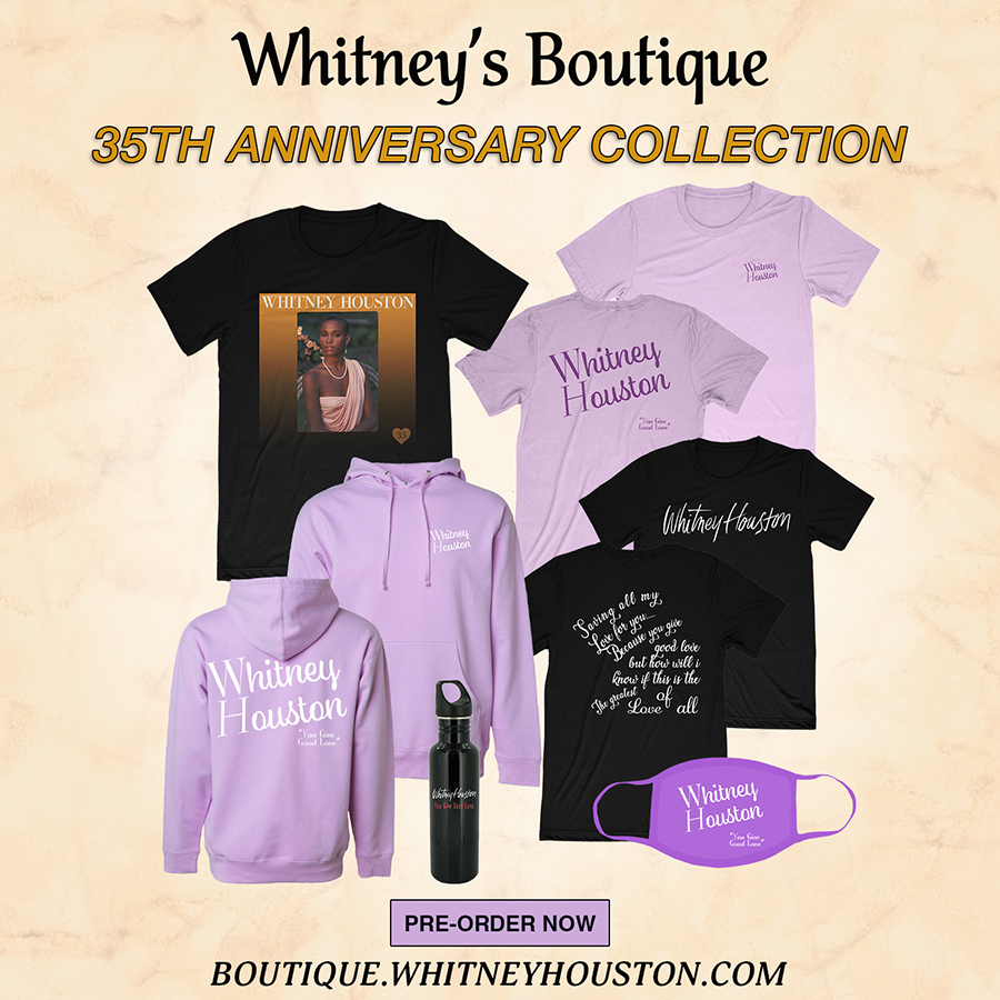 Whitney Houston Boutique
