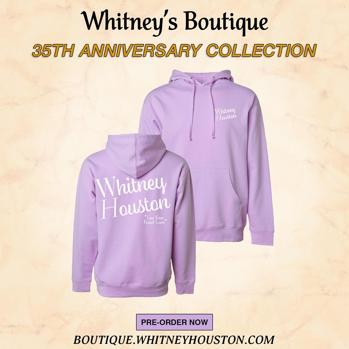 Whitney Houston Boutique
